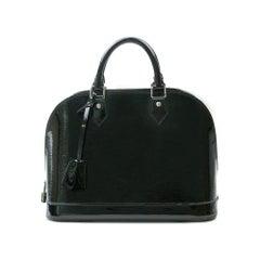 Alma in Black Patent Leather