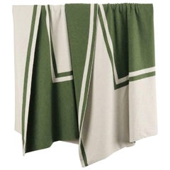 Angelini Milano Two Tone Cashmere Blanket