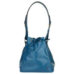 Noe in Blue Leather