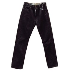 Maison Martin Margiela Archive Coated Jeans