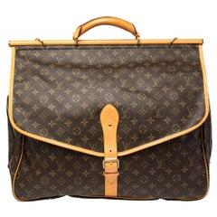 Louis Vuitton Monogram Canvas Sac Chasse Hunting Bag