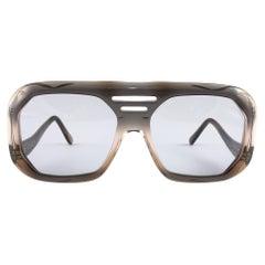 """Vintage Oliver Goldsmith """" EXETER """" Oversized Tortoise England Sunglasses"""