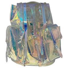 Virgil Abloh Louis Vuitton Prism Backpack