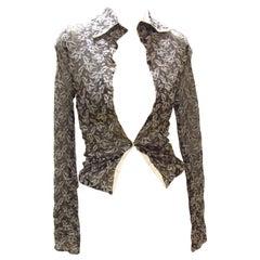 Vivienne Westwood Lace Top