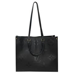 On The Go in black leather