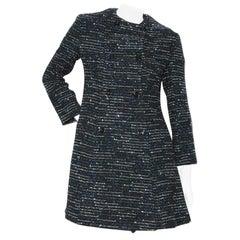 Christian Dior Coat and Dress Set