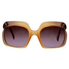 Christian Dior Vintage Sunglasses 2009 368 Orange 50/20 130mm