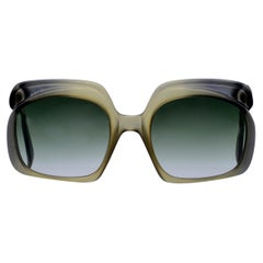 Christian Dior Vintage Sunglasses 2009 571 Green 50/20 130mm