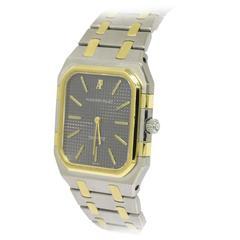 Audemars Piquet Royal Oak 18kt Yellow Gold Stainless Steel Men's Watch in Box