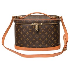 Louis Vuitton Nice Vanity Beauty Case Vintage