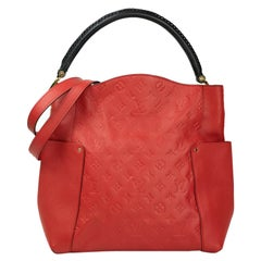 Louis Vuitton, Bagatelle in red leather