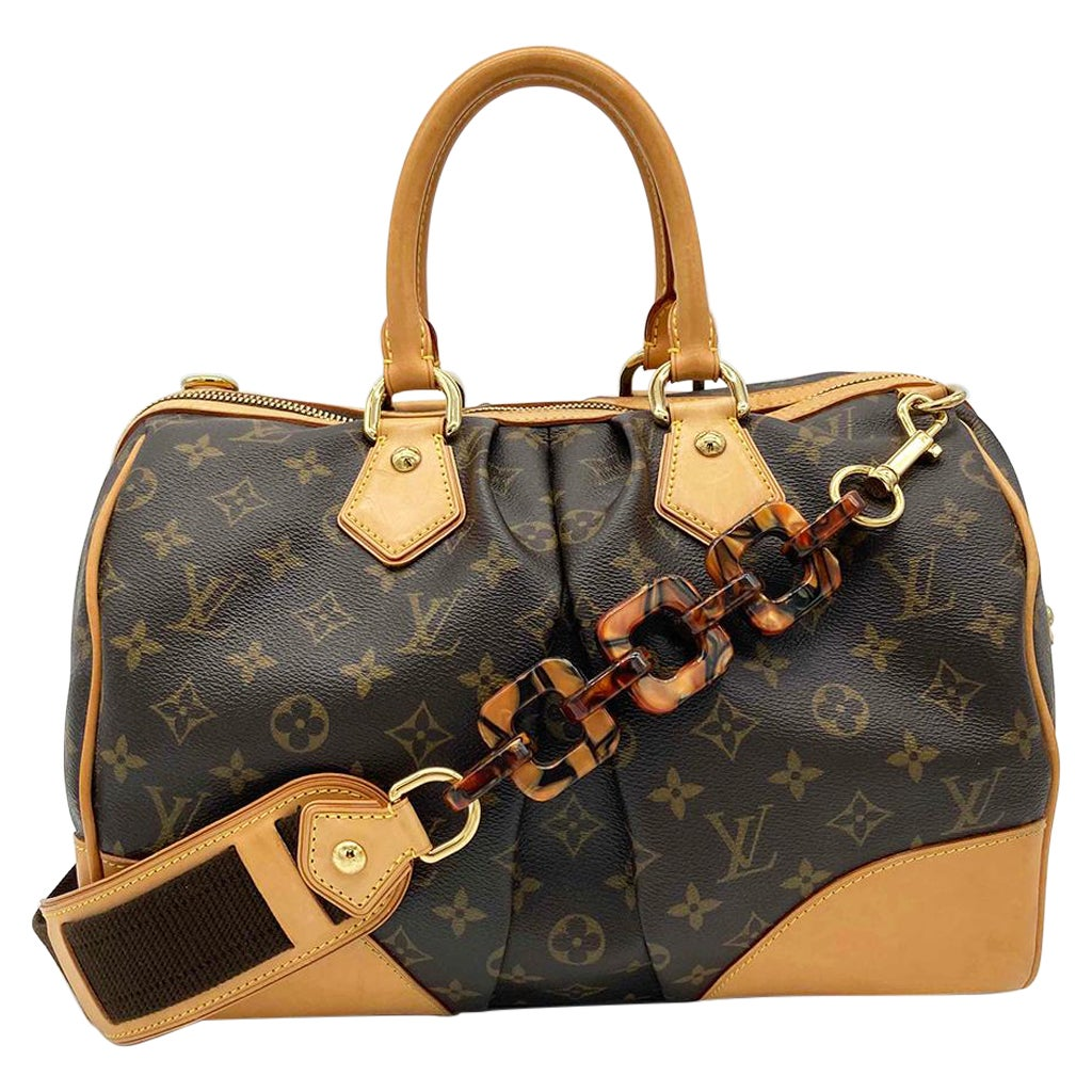 Limited Edition Louis Vuitton Monogram Stephen Bag