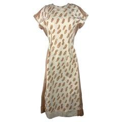 Marni White Midi Dress, Size 40