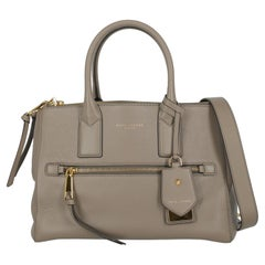 Marc Jacobs Women Handbags Beige Leather