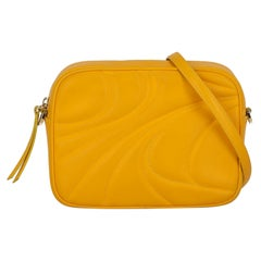 Emilio Pucci Women Shoulder bags Yellow Leather
