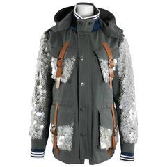 Rodarte Spring 2015 Runway Sequin Jacket
