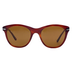 Persol Ratti Vintage Brown Sunglasses Mod. 69238 50/14 130mm