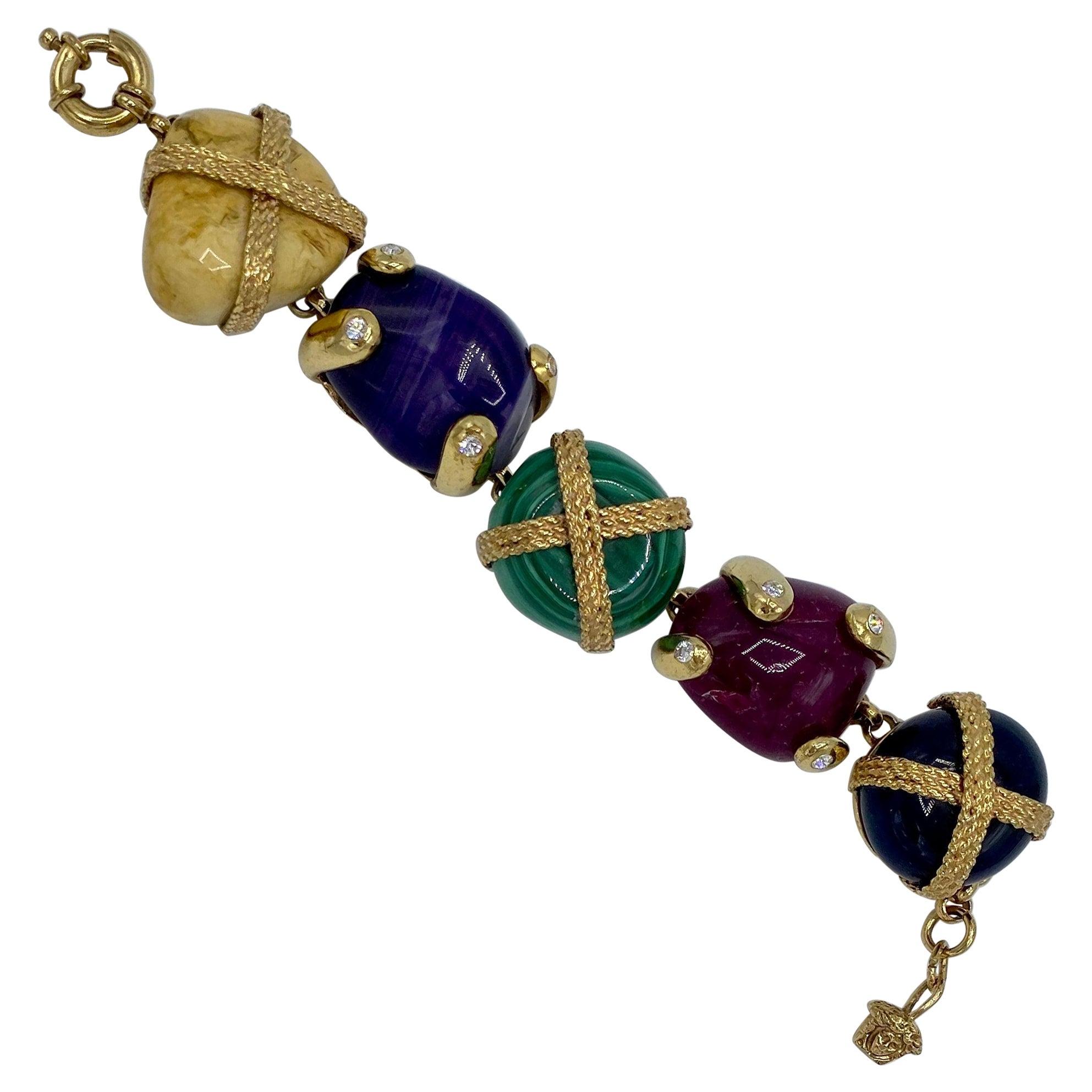 Fashion Jewelry Link Bracelets