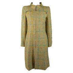 Chanel Beige Coat