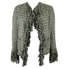 Chanel Spring 2007 Dogtooth Jacket