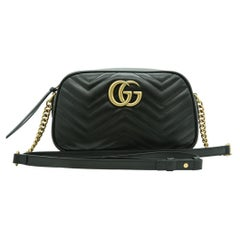 WOMENS DESIGNER Gucci GG Marmont Small Matelasse