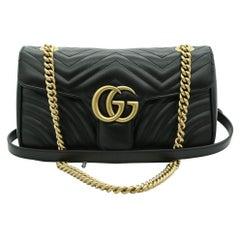 WOMENS DESIGNER Gucci GG Marmont Small Shoulder Bag
