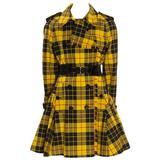 Unworn Jean Paul Gaultier Trench Coat, Fall-Winter 2007-2008
