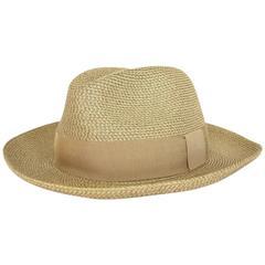 Hermes Sun Hat Panama Size 57