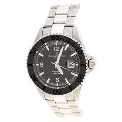 Bernhard H. Mayer Black Nauticus Austro Limited Edition Men's Wristwatch 45 mm