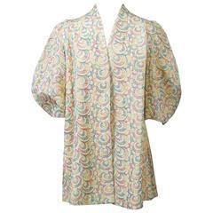 1950s Multi Embroidered Jacket