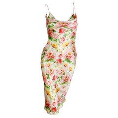 Dior Spring 2005 RTW Silk Dress