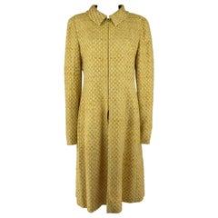 Chanel Cruise 2001 Tweed Coat