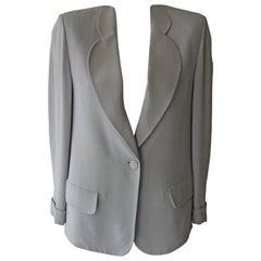 Sonia Rykiel Tuxedo Jacket, 1980s