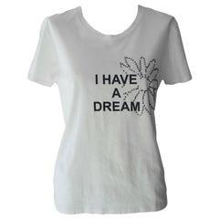 "Sonia Rykiel 40th Anniversary ""I Have A Dream"" T-Shirt, S/S 2009"