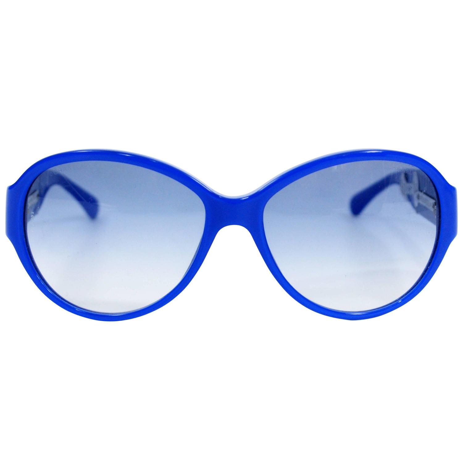 Blue Sunglasses  dior so real sunglasses blue split at 1stdibs