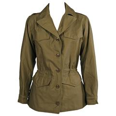 1943 Women's Field Jacket, United States Army, Never Worn