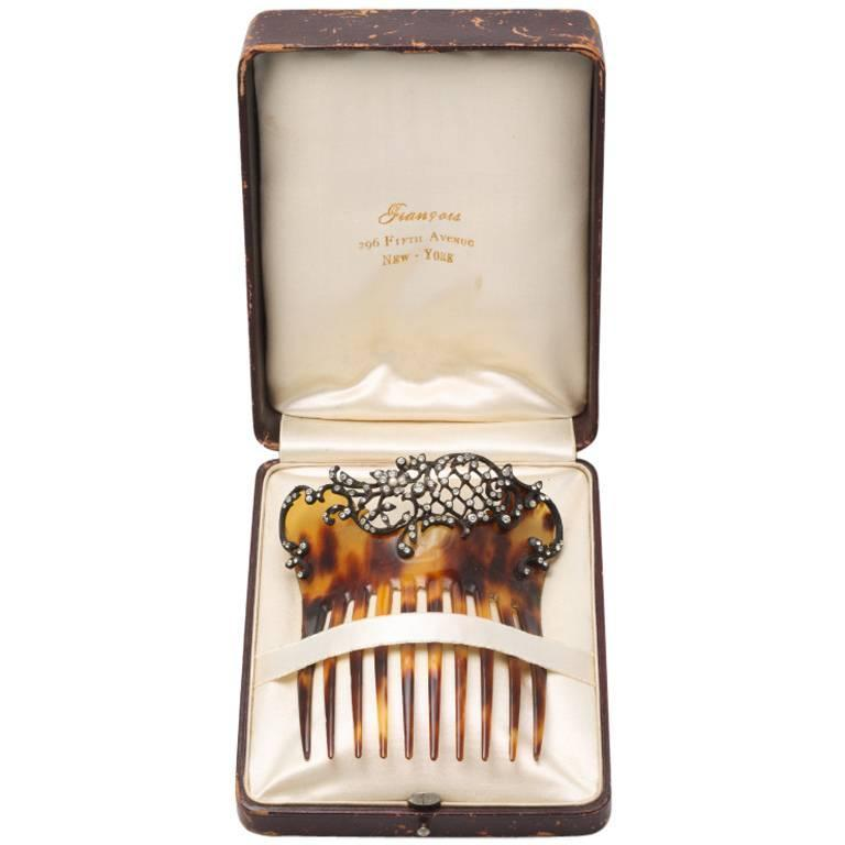 Belle Epoch French Paste Hair Comb