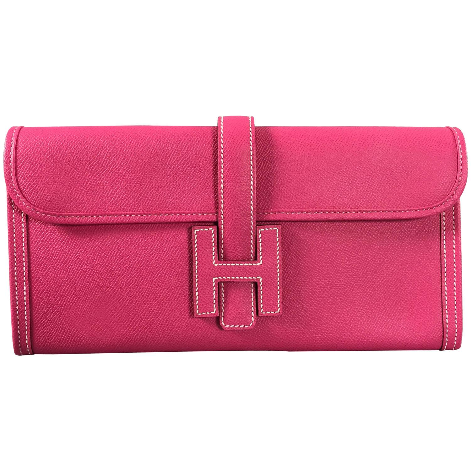 Vintage Herm¨¨s Clutches - 135 For Sale at 1stdibs