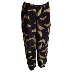1990s Issey Miyake Dropped Crotch Pants