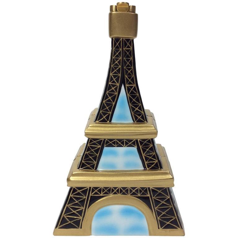 Timmy Woods Eiffel Tower Handbag For
