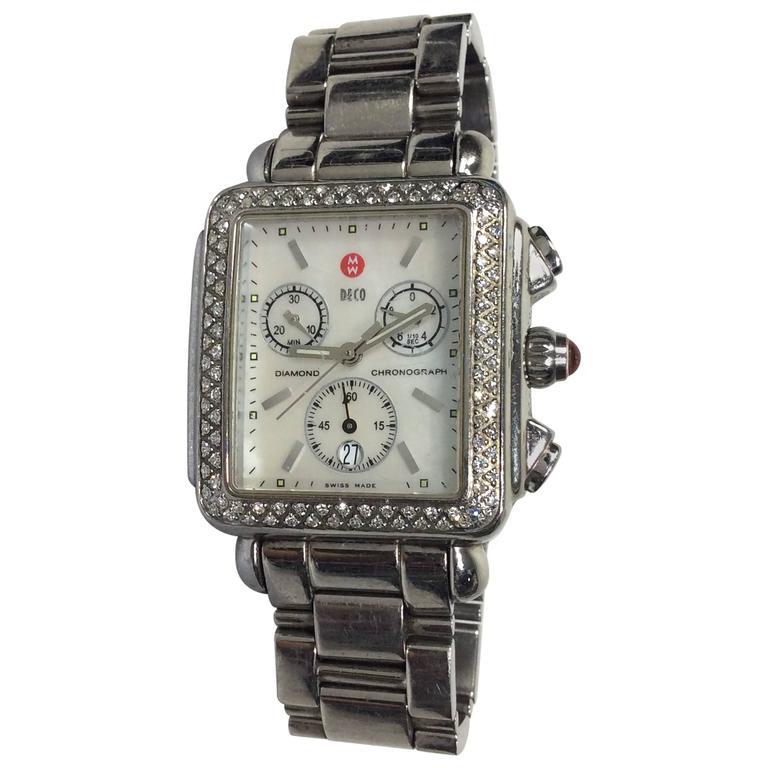 Interchangeable Watches, Watch Straps | MICHELE®
