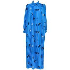 """ISSEY MIYAKE 1970's  """"Bird's"""" Dress"""