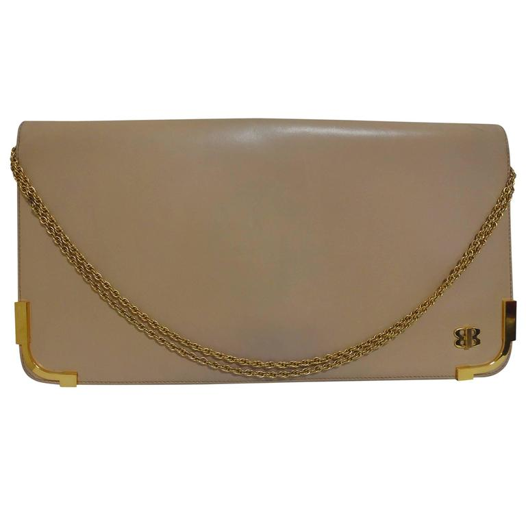 1stdibs Rodo Italian Gilt Metal Shell Minaudière Evening Bag C 1970s Y7a2Ss4Y