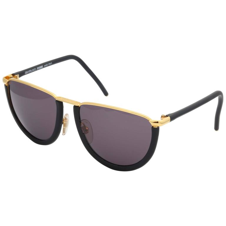 26e62da129 Gianfranco Ferre Gff Vintage 10 S Sunglasses For Sale at 1stdibs