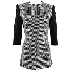 Junya Watanabe Comme des Garcons Geometric Checkered Jacket