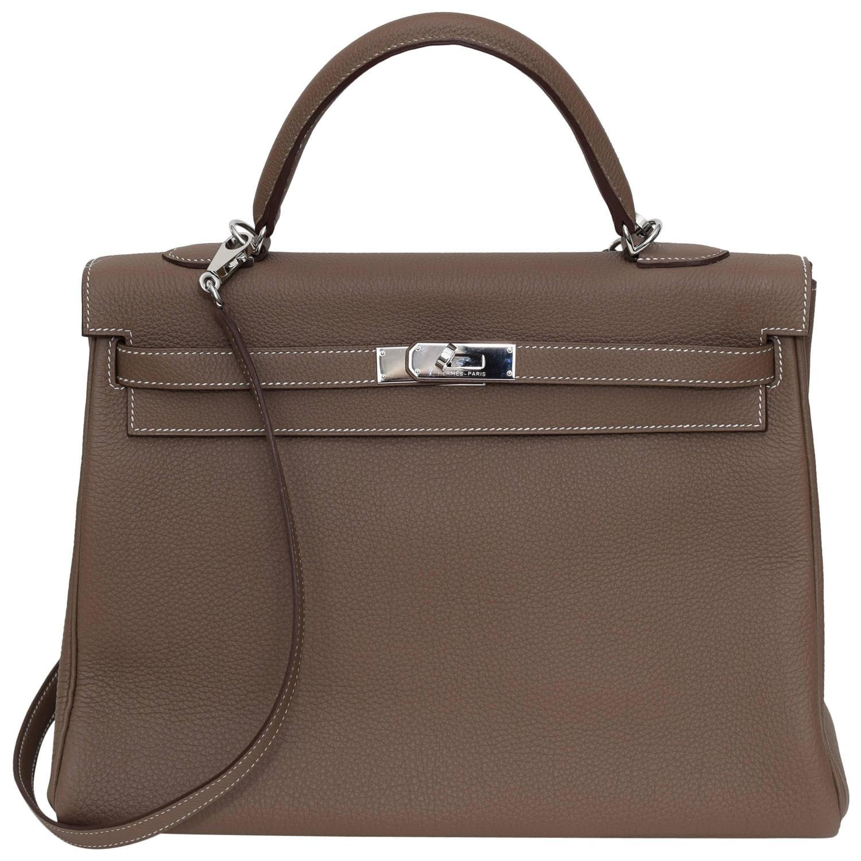 celine coated canvas shoulder bag