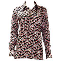 Vintage Givenchy Gentleman  Paris Shirt