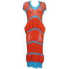 BodyMap knitted tube dress, c. 1985