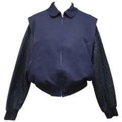 Comme des Garcons bomber jacket, c. 1989