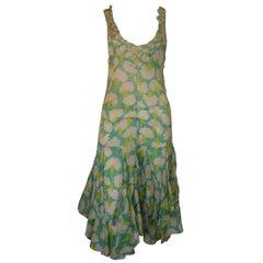 Sonia Rykiel Flower Print Dress